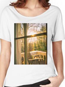 My Balcony In The Trees Women's Relaxed Fit T-Shirt