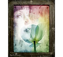 The Muse Photographic Print