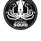Gigant Squid by Marco Recuero