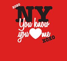 You Know You Love Me - XOXO T-Shirt