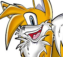 Tails  by Its-A-Raptor