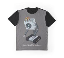 Butter Robot Graphic T-Shirt