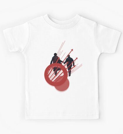 No, Friends Protect People Kids Tee