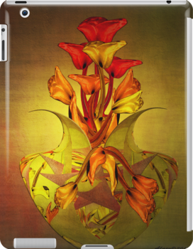 Tulip in Vase by annelacy