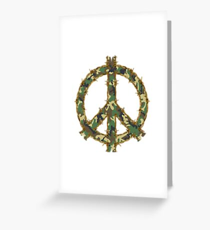 Primary Objective Greeting Card