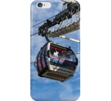 Greenwich London Cable Car  iPhone Case/Skin
