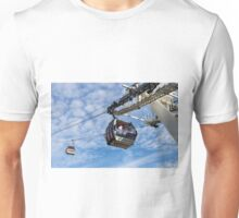 Greenwich London Cable Car  Unisex T-Shirt