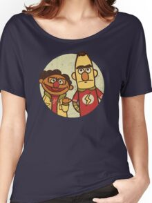 The Puppet Paradox Women's Relaxed Fit T-Shirt
