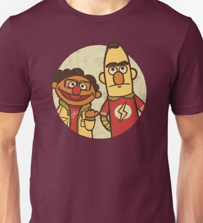 The Puppet Paradox Unisex T-Shirt