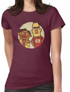 The Puppet Paradox Womens Fitted T-Shirt