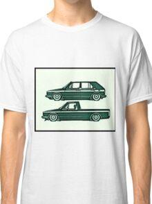 VW Golf & Caddy Classic T-Shirt