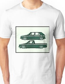 VW Golf & Caddy Unisex T-Shirt