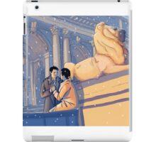 Christmas in New York iPad Case/Skin