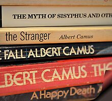 The Pages of Camus by Brian Gaynor