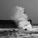 The Unveiling (South Gare Lighthouse) by PaulBradley