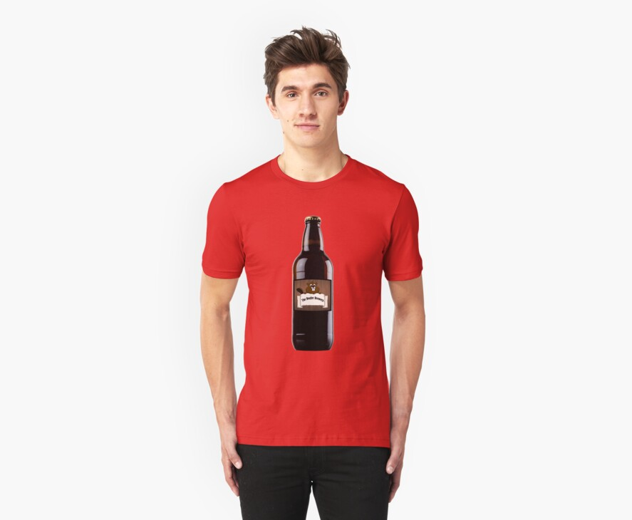Beafer Brewery - Beafer Beer T-Shirt by mps2000