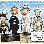 The Canberra Centenary Foundation Stone Re-enactment by David Pope