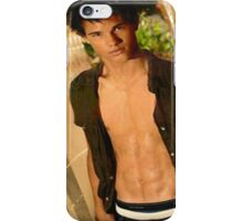 Taylor Laughtner -iphone case iPhone Case/Skin