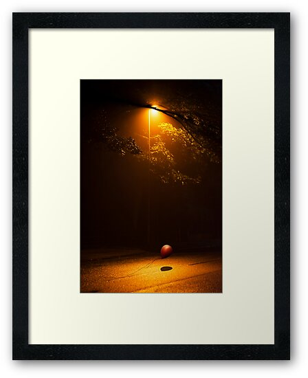 The Red Balloon by Svetlana Sewell