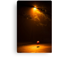 The Red Balloon Canvas Print