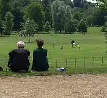 Summer at Kenwood House by Pinnerican