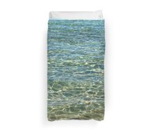 Water Is Life Duvet Cover