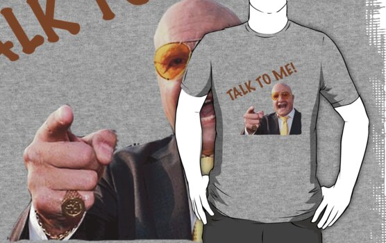 TALK TO ME! - TERRY TIBBS by SHARMO