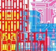 Tarento skyline pop Sticker