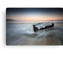 Sunbeam 3 - rossbeight co. kerry Canvas Print