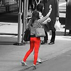 Hailing a Taxi by Danny Thomas