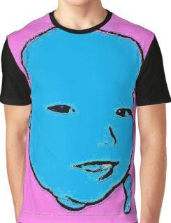 Boy Blue Graphic T-Shirt