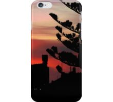 Sunrise at Port of Portland iPhone Case/Skin