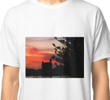 Sunrise at Port of Portland Classic T-Shirt