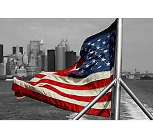 Stars & Stripes Photographic Print