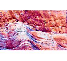Desert Palette Photographic Print