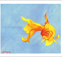 Goldfish by Kat Anderson