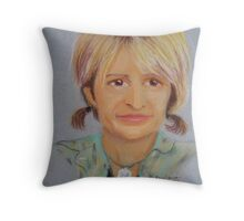 Karin Taylor Throw Pillow
