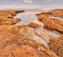 Open Rock Pool by John Sharp