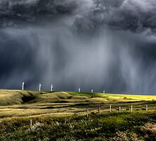 Storm Clouds Saskatchewan by pictureguy