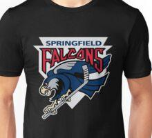 Springfield Falcons Unisex T-Shirt