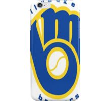 Milwaukee Brewers -iphone case iPhone Case/Skin