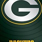 Green bay packers -iphone case by ksully
