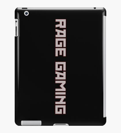 RageGaming iPad - Black iPad Case/Skin