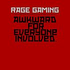 Awkward iPad - Red by RageGamingVideo