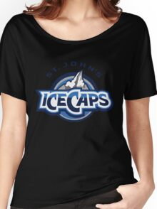 St.John's Ice Caps Women's Relaxed Fit T-Shirt