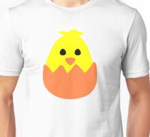 Hatching Easter Chick Unisex T-Shirt