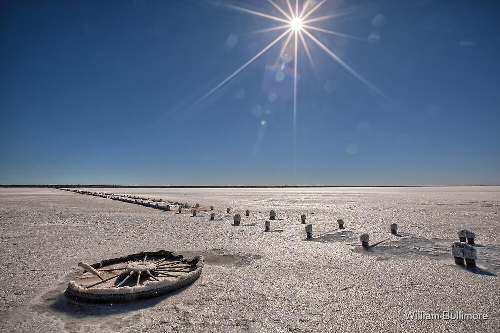 Lake Hart • South Australia by William Bullimore