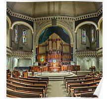 St Michael's Uniting Church • Melbourne Poster
