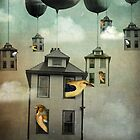Birdhouse 2 by Catrin Welz-Stein