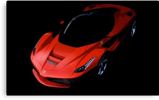 Ferrari LeFerrari 3Q by Slypher